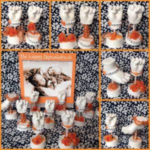 Handabdruck-Babyfussabdruck-Zwillinge-Nicklas-Norah